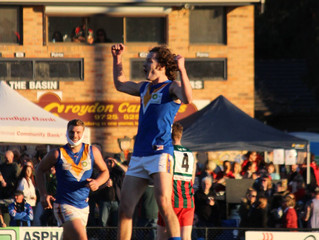 Match Reports: Round 9 vs The Basin