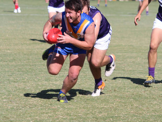 Match Reports: Round 1 vs Templestowe