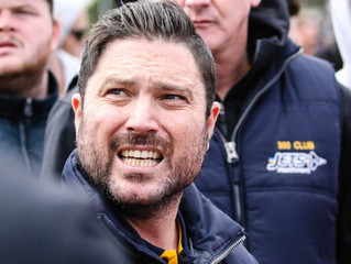 Joel Cordwell to stand down as Senior Coach for 2019