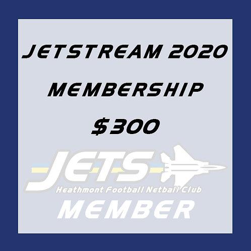 JETSTREAM 2020 Membership