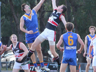 Match Reports: Round 10 vs Park Orchards