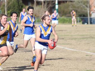 Match Reports: Round 14 vs Chirnside Park
