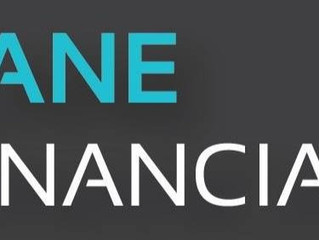 Sponsor of the week!  Lane Financial