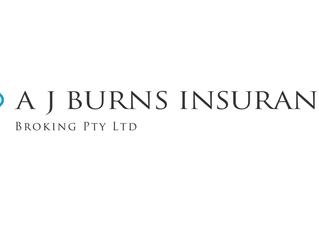 Sponsor Of The Week!   AJ Burns Insurance