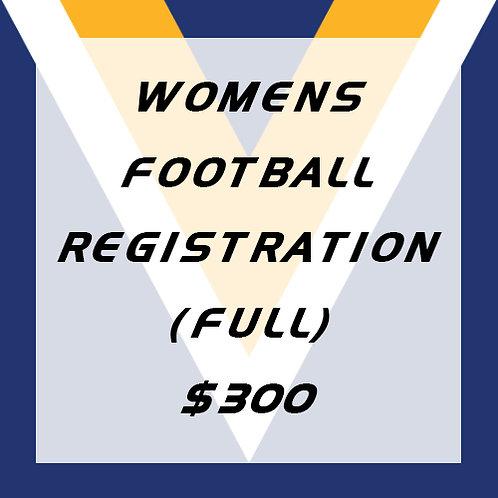 Womens Football Player Registration (full)