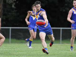 Footy is back this weekend! Info and details.