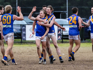 Match Reports: Round 18 vs Waverley