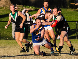 Match Reports: Round 9 vs Donvale