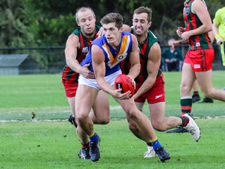 Match Reports: Round 5 vs The Basin