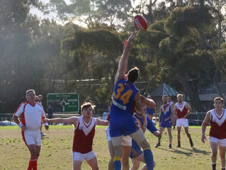 Match Reports: Round 13 vs Templestowe