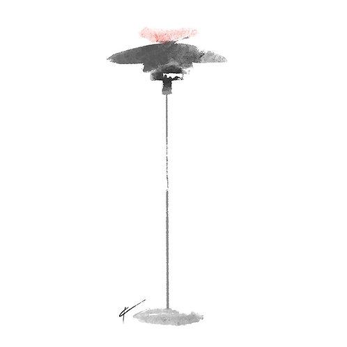 PH80 Floor Lamp Print