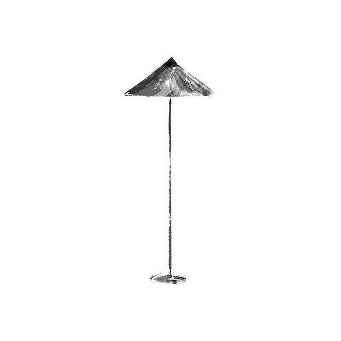 9602 Floor Lamp Print