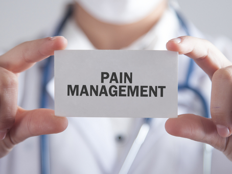 Interventional Pain Management Vs. Medication Management