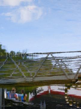 5. La passerelle - Moret sur Loing.JPG