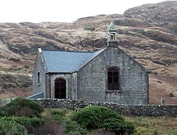 KinlochSpelve Church