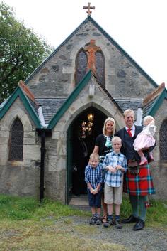 Christening+family