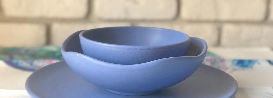 Semplice Carolina Blue Set