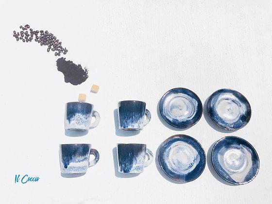 Il Mare Coffee set