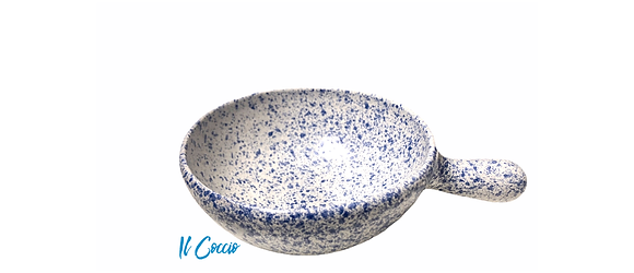 Azzuro Bowl with handle