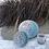 Thumbnail: Splashed Vintage Bowl