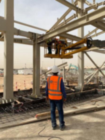 steel Structure Erection