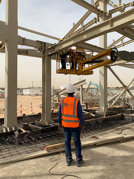 steel Structure Erection