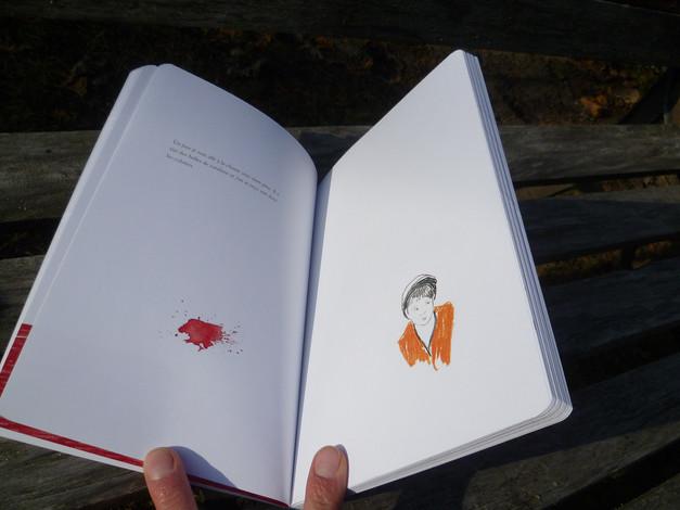 Confessions d'une passante / Livre d'artiste (2012)