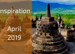 Inspiration, Meditation und Journal Fragen: Day of Silence am 07.04.2019