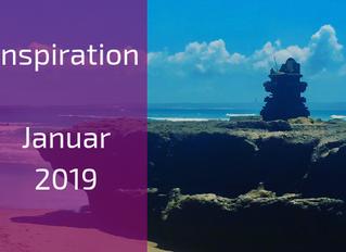 Inspiration, Meditation und Journal Fragen: Day of Silence am 06.01.2019