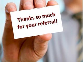 £5 cash back promise for each referral | Just Removals Bristol