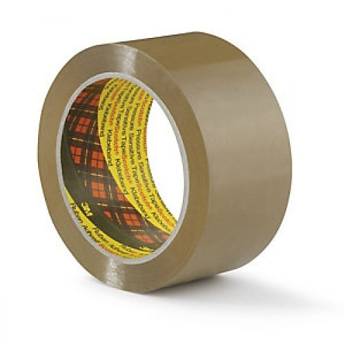 Packing Tape, 50mm x 66m