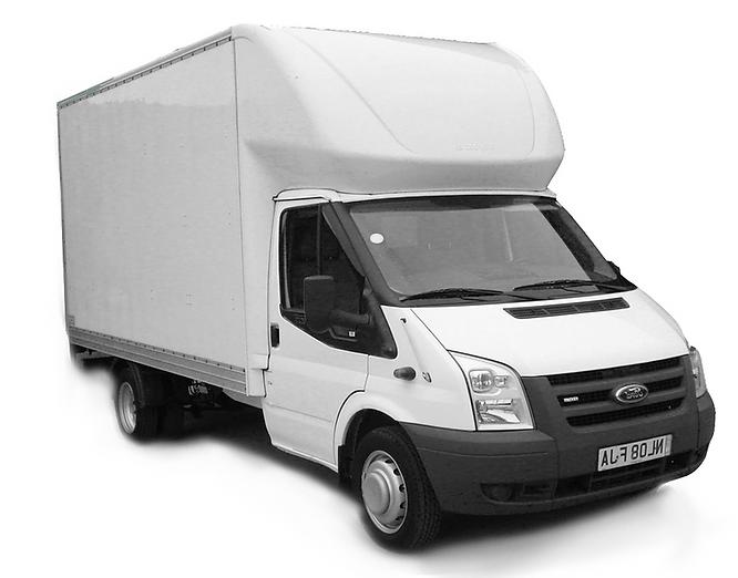 van used by Bristol man with van