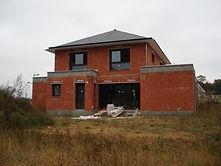 Gros oeuvre construction batiment