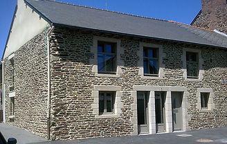rénovation façade de maison