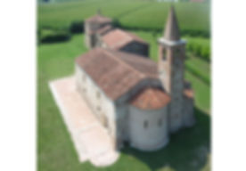 Giampaolo Quirinali Architetto S.Giovanni in campagna a Bovolone. Restauro di Giampaolo Quirinali architetto Verona