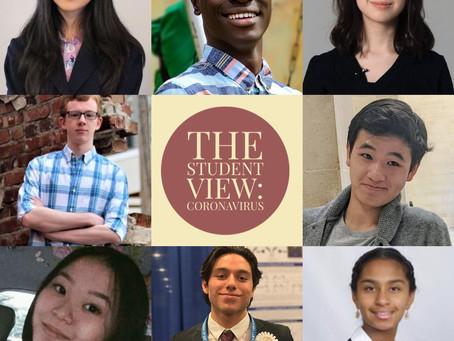 The Student View: Coronavirus