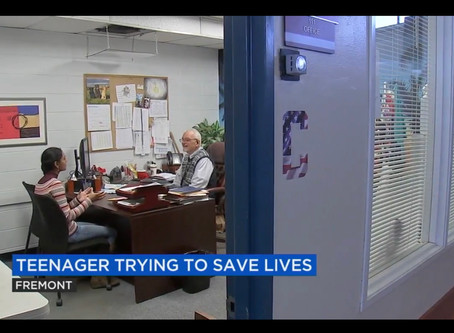 Segment on me from ABC7 News