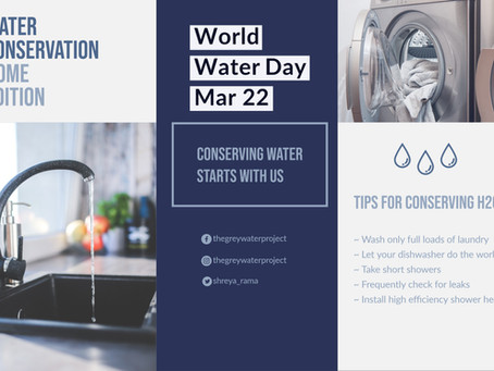 World Water Day: Water, Climate Change and the Coronavirus
