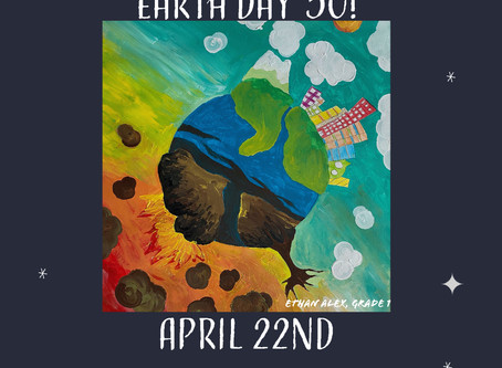 Earth Day 2020: The 50th Anniversary