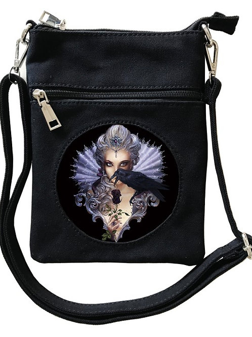 Ravenous Cross-Over Bag - Alchemy 3D Lenticular