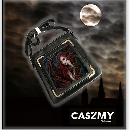 Daemon La Rosa - 3D Lenticular Side Bag