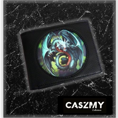 Jade Dragon - 3D Lenticular Wallet