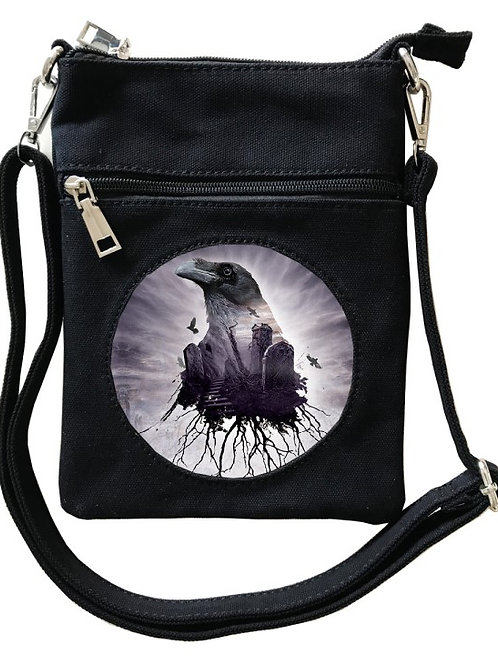 The Seer Cross-Over Bag - Alchemy 3D Lenticular
