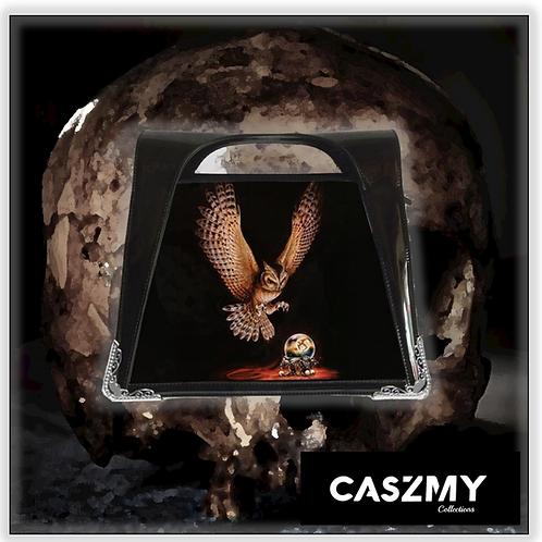 Owl Of Astronel 3D Lenticular Handbag