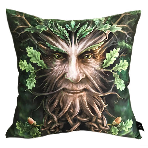 Anne Stokes 'Oak King' Cushion
