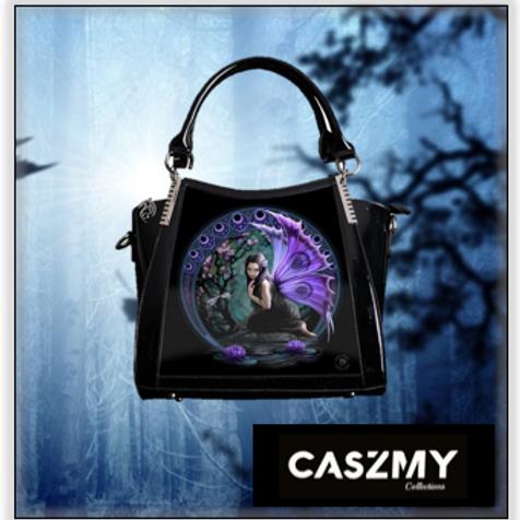 Naiad 3D Lenticular Handbag