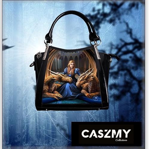 Fierce Loyalty 3D Lenticular Handbag