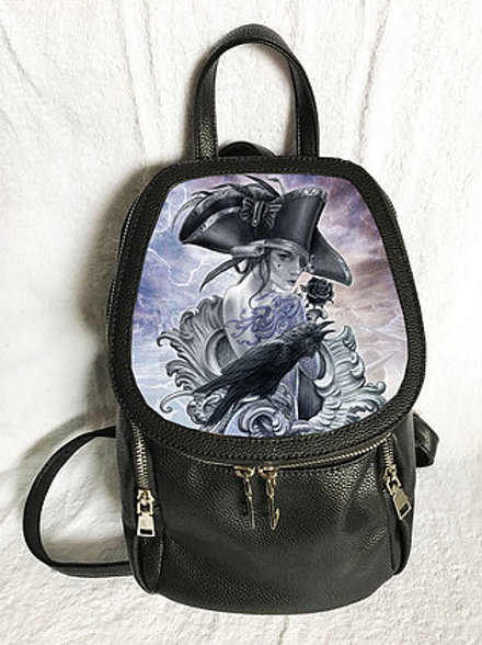 Stormcrow Backpack - Alchemy 3D Lenticular