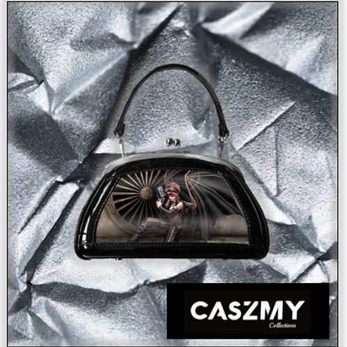 The Assassin 3D Lenticular Evening Bag