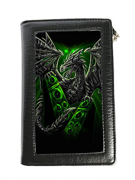 SheBlackDragon Purse - 3D Lenticular